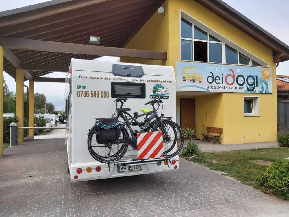 Camping Park Dei Dogi - Calatorii cu autorulota