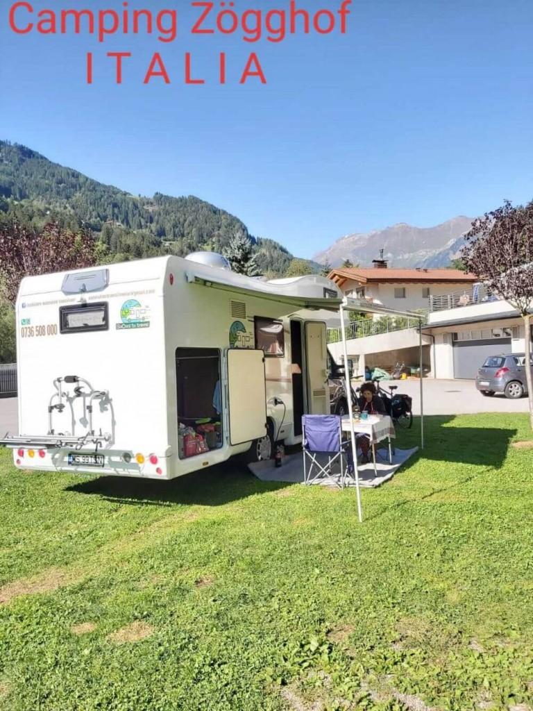 Camping Zogghof Italia - Inchiriere autorulote